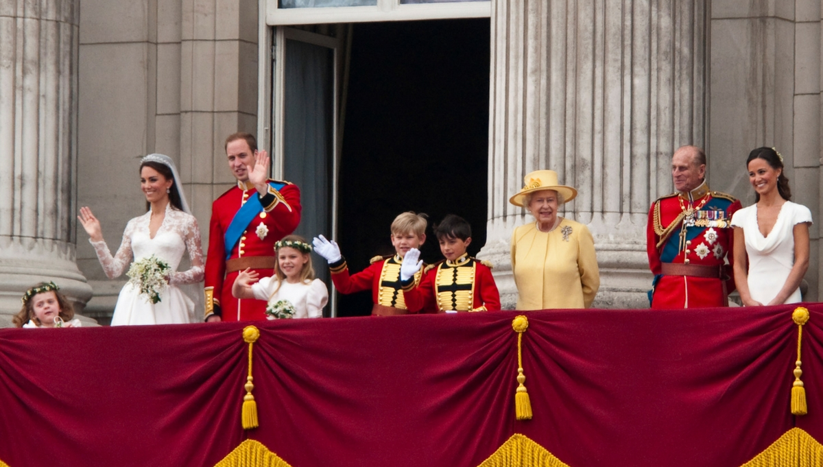 Royal Wedding Traditions Revealed