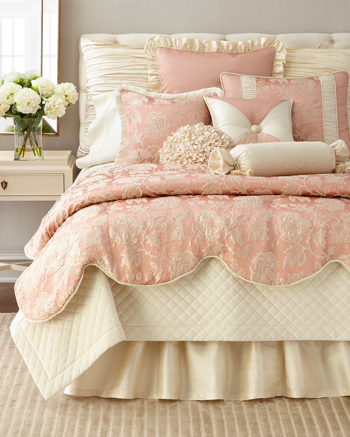 Pink Accents for The Year of the Pig: Lucky Colors and Good Feng Shui for the New Year