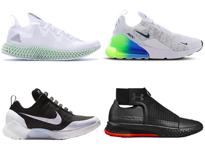 Bold Tech Trainers for Men