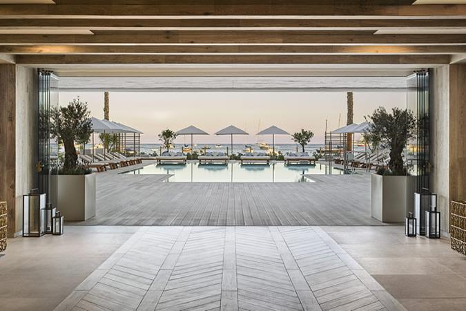 Nobu hotel pool
