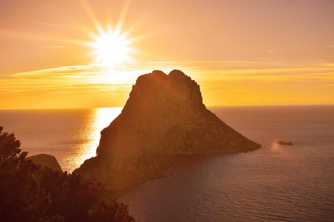 Es Vedra Sunset