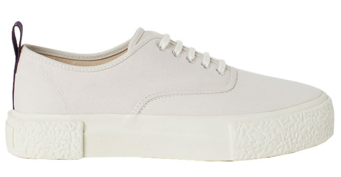 H&M x Eytys Canvas Trainers