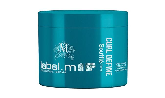 Label M. Curl Define Souffle