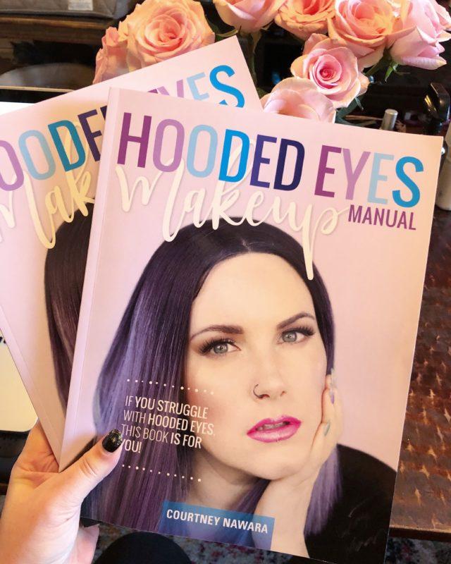 Hooded Eyes Makeup Manual by Courtney Nawara