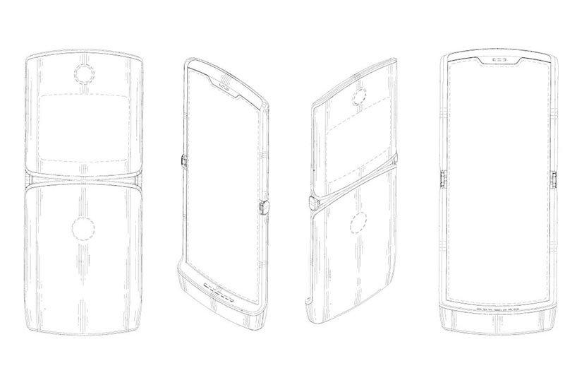 Motorola RAZR phone