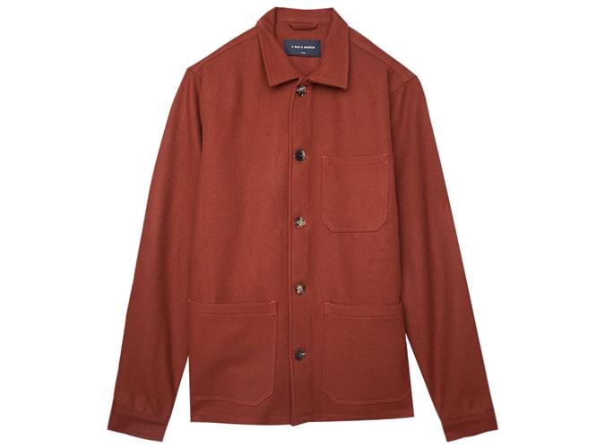 Original Overshirt - Wool