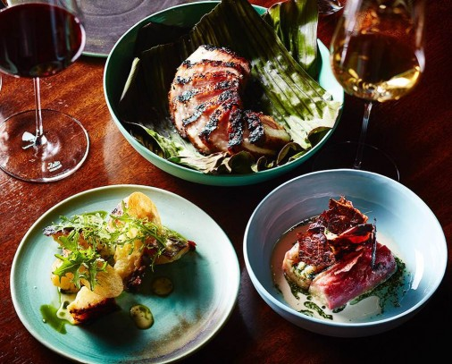 Momofuku Seiobo The Top Restaurants in Sydney