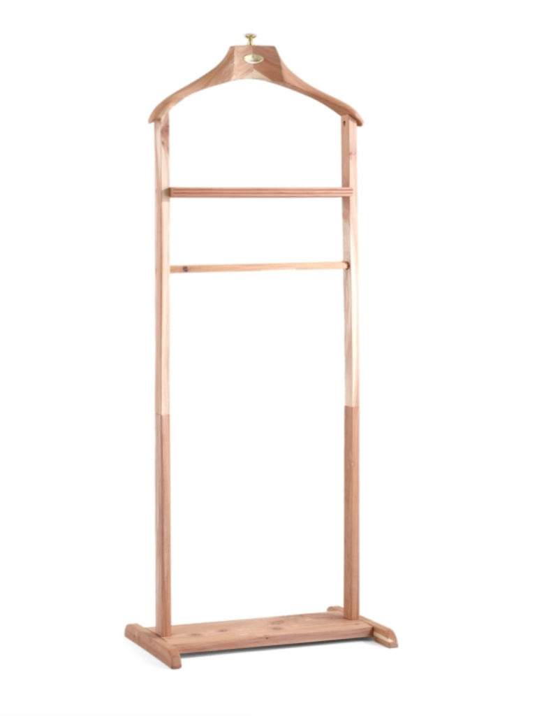 Brooks Brothers Bedar Valet Stand 5 Luxury Gifts to Surprise Your Love
