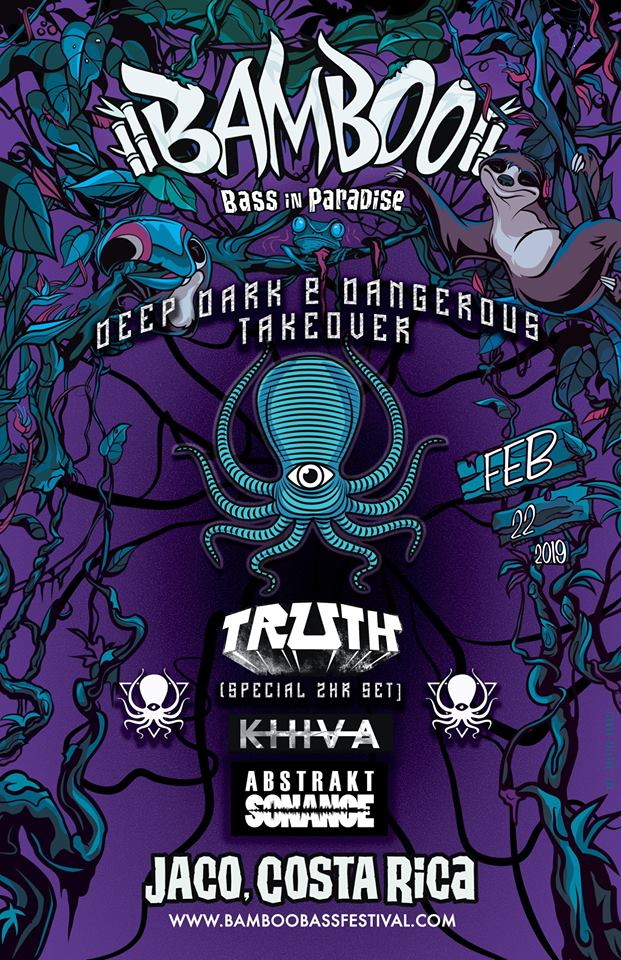 Deep Dark & Dangerous Takeover Bamboo 2019