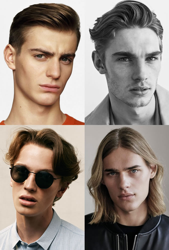 Hairstyles and haircuts for men with fine hair