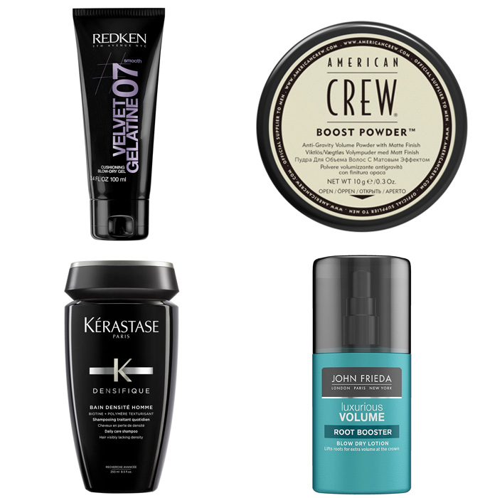 The Best Styling Products For Fine Hair