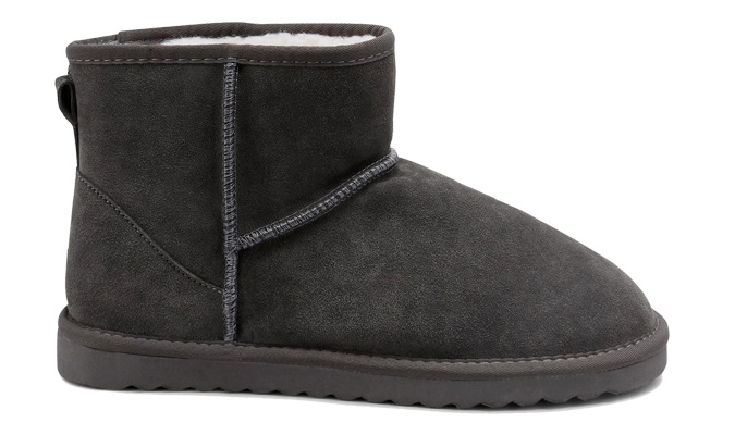 Signature Luxury Suede Boot