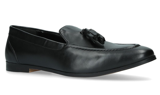 MERTON in black KG KURT GEIGER