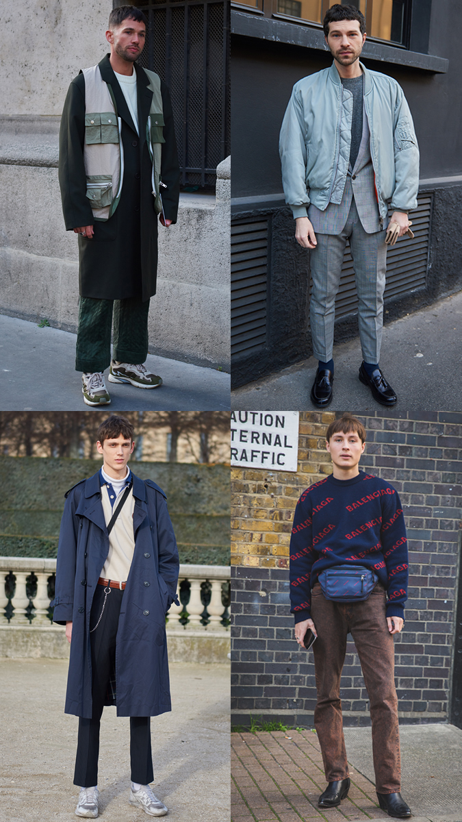 AW19 Street Style Trends Fringes