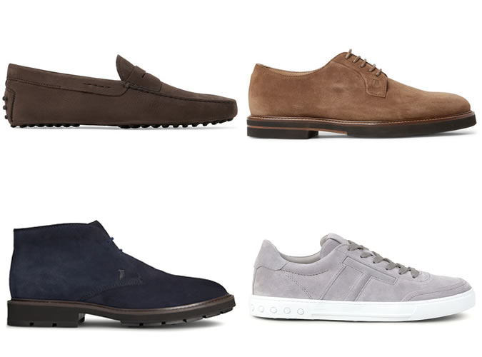 The best Tod's shoes for men