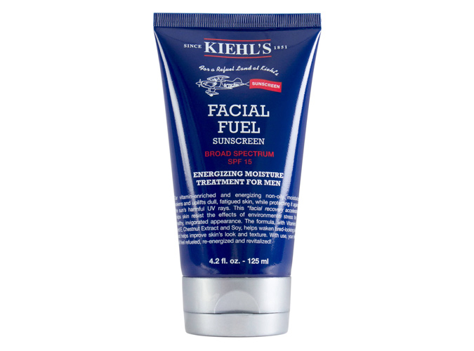 Kiehl's Facial Fuel Sunscreen SPF15