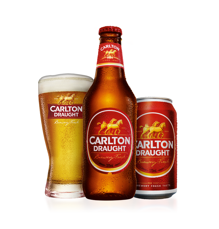 Carlton Draught Australian Beer: The Best Brews to Try on Your Trip
