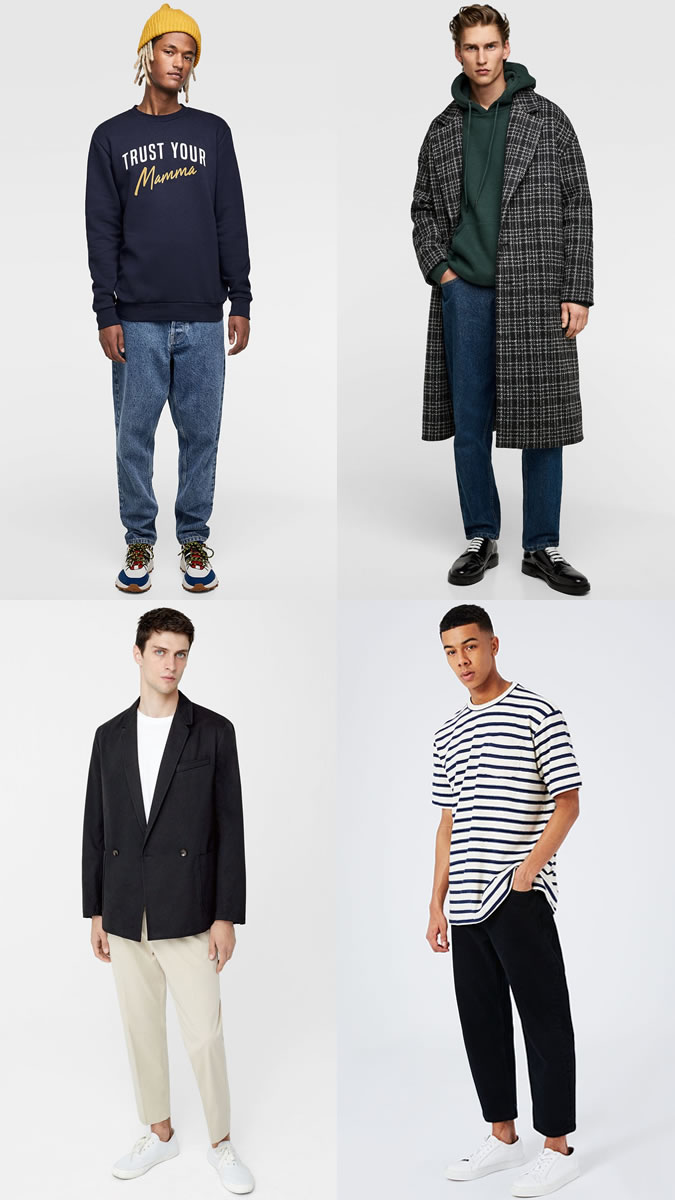 The best oversize fits for men
