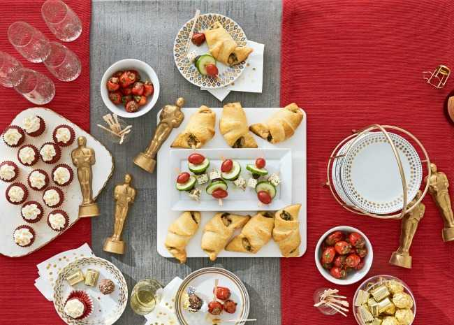 Food for your Academy Awards Party