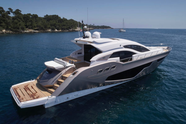 Sessa's C68 is the flagship of its Yacht line.