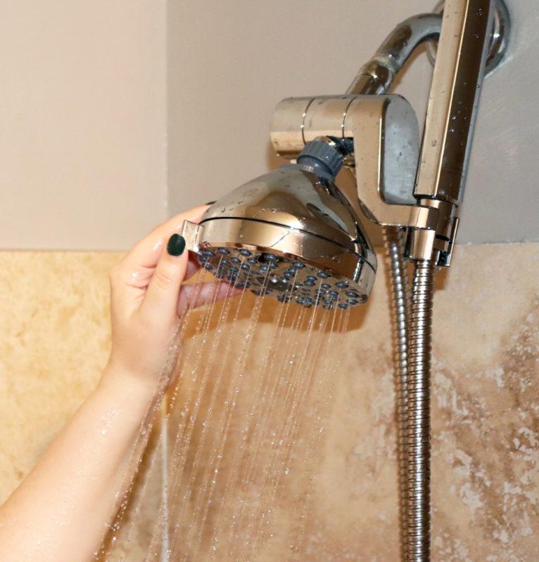 Waterpik HairWand Spa System Shower Head Review