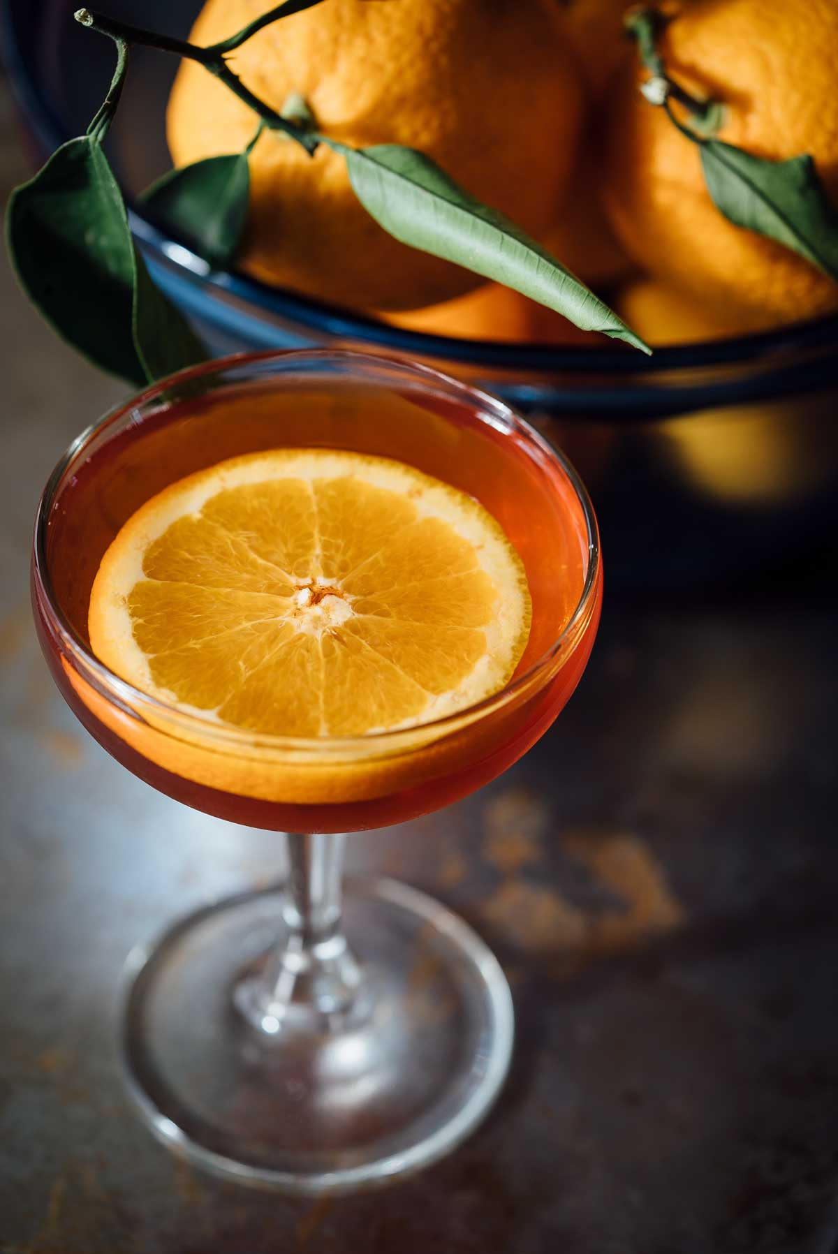 Sparkling Orange Cocktail Easter Cocktails Your Family and Friends Will Love
