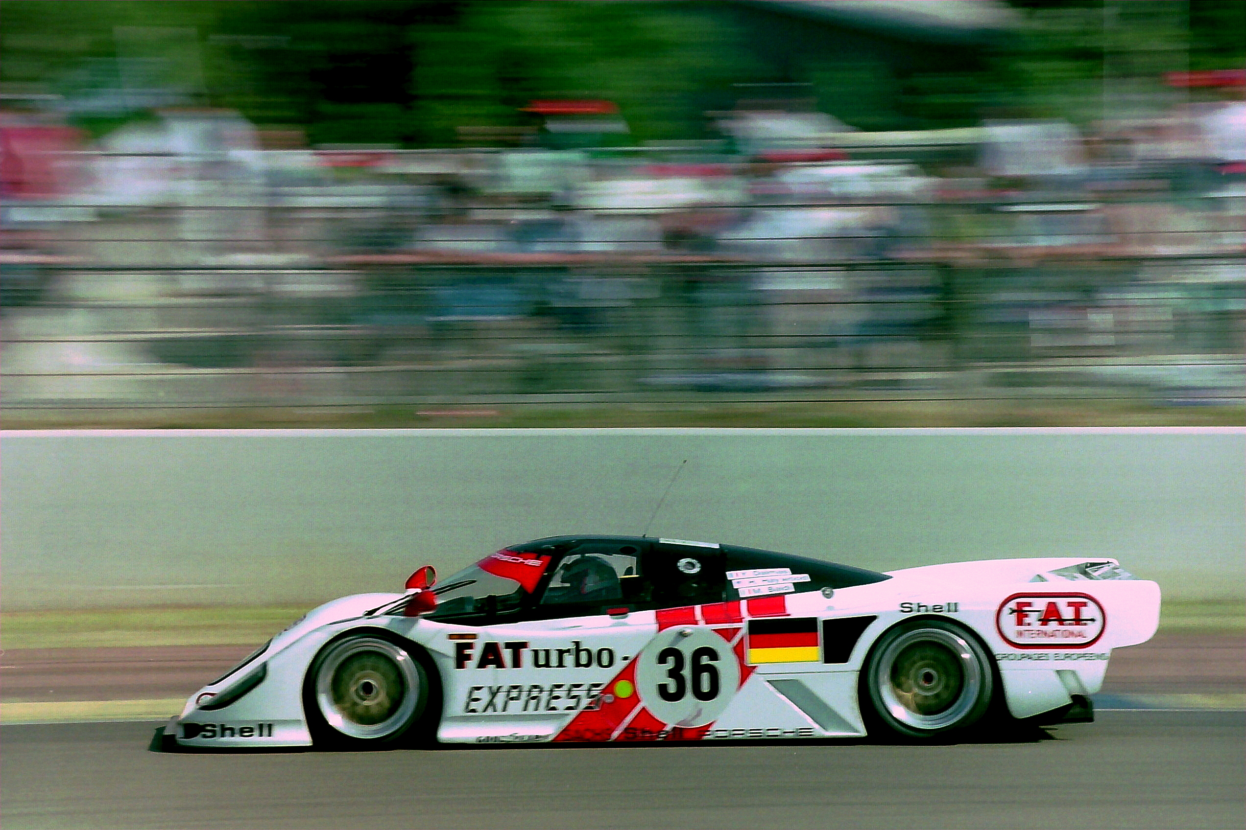 Dauer 962LM 14 Record-Setting Supercars That Made an Impression
