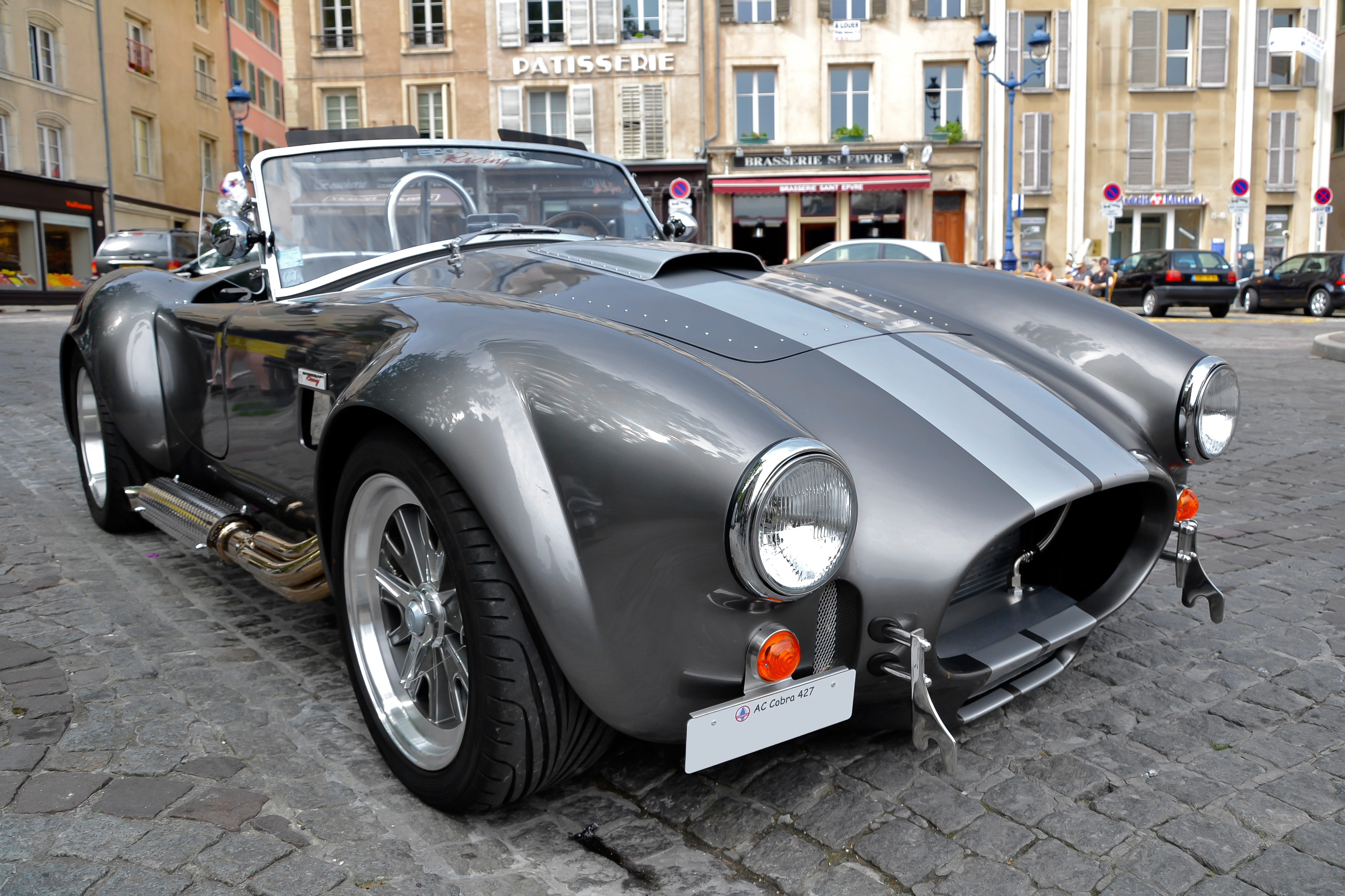 AC Cobra 427 14 Record-Setting Supercars That Made an Impression
