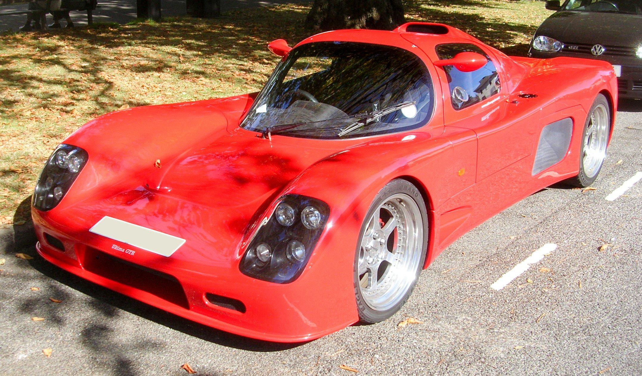 Ultima GTR 640 14 Supercar Records