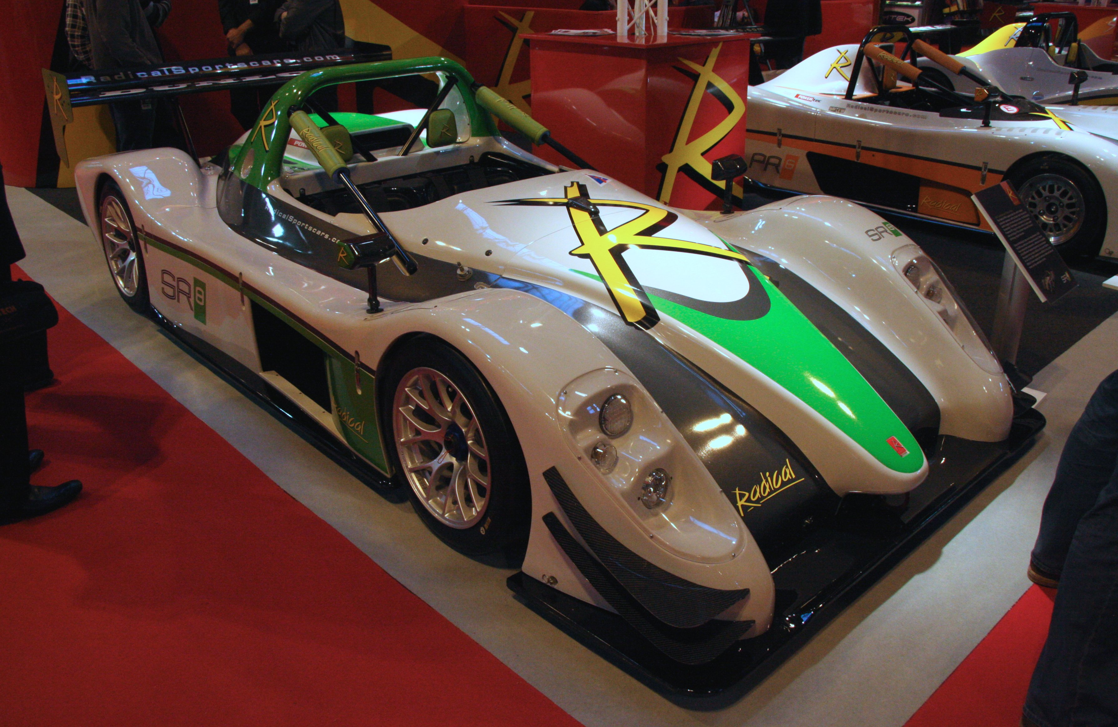 Radical SR8 14 Record-Setting Supercars That Made an Impression