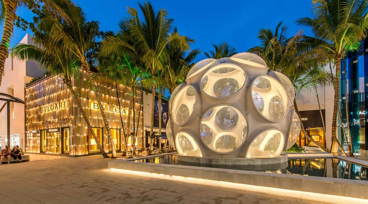 Other things to do around The Dior Cafe in Miami