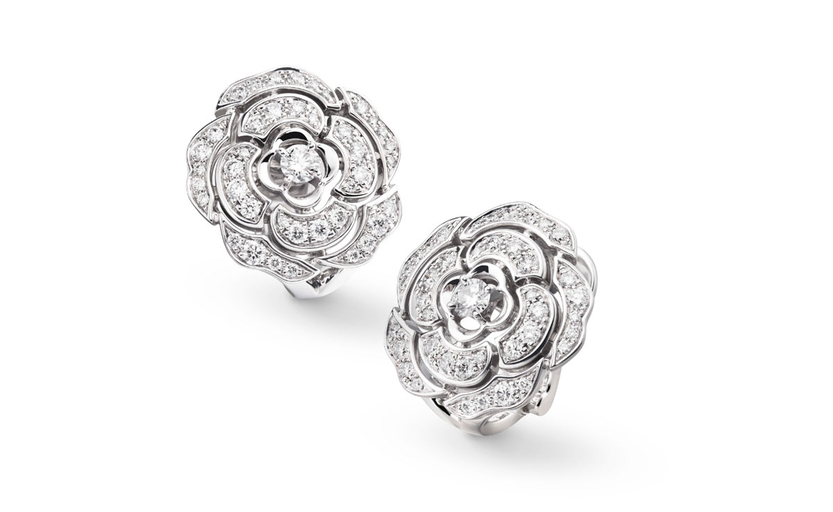 Chanel Camélia Earrings 5 Luxury Gifts to Surprise Your Love