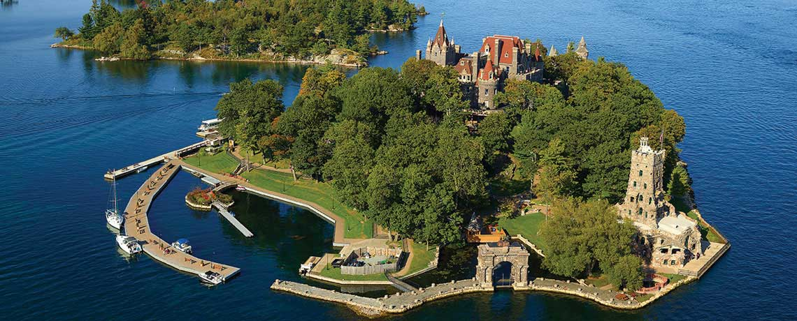 Boldt Castle Castle Wedding Venues You Have to See to Believe