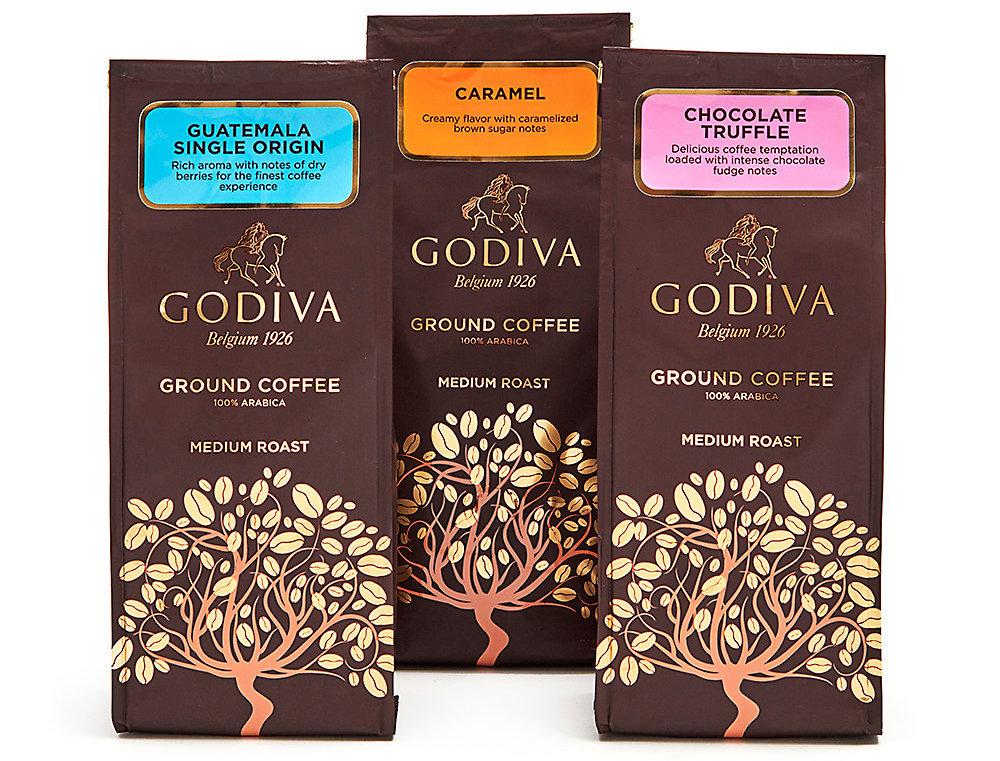 Chocolate Coffee Gift Set luxury chocolate godiva