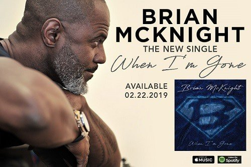 Brian McKnight When I'm Gone2