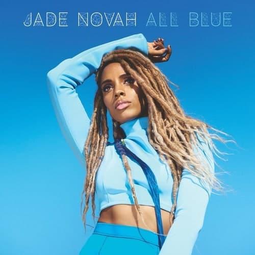 Jade Novah All Blue Album Cover