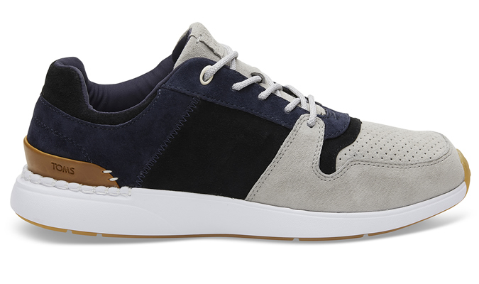 Grey Suede Arroyo Men's Sneakers
