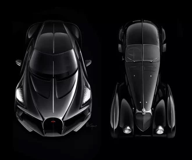 World's Most Expensive Car, The Bugatti La Voiture Noire