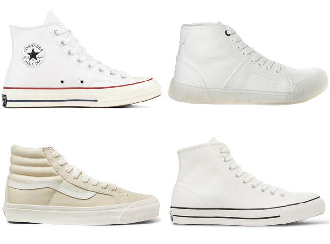 Off-White x Converse Chuck Taylor All Star alternatives