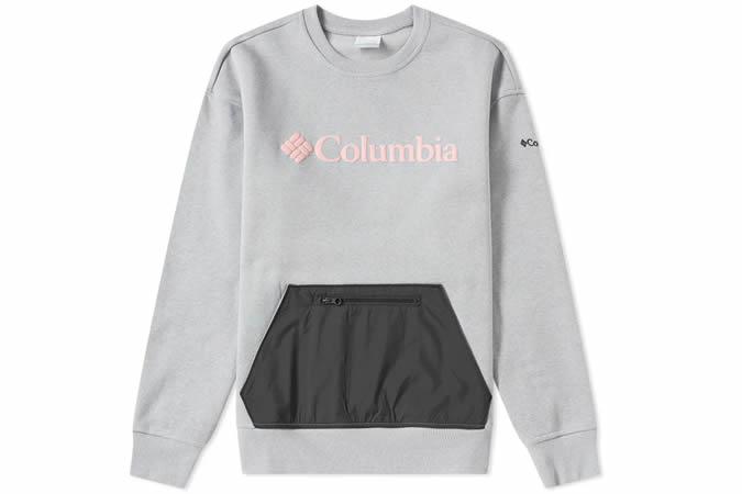 COLUMBIA FREMONT CREW SWEAT