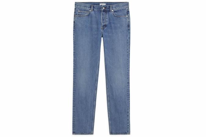 REGULAR Heavy Wash Jeans