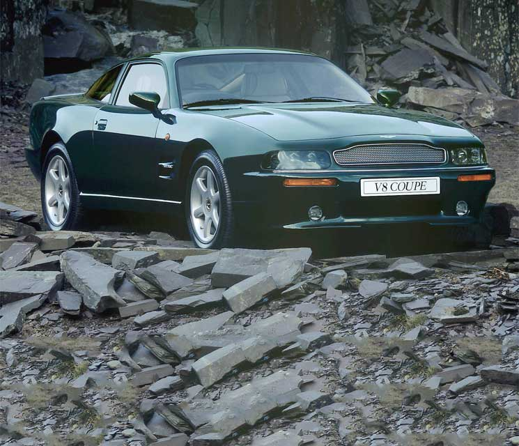Aston Martin Past and Present: A Look Back at British Luxury