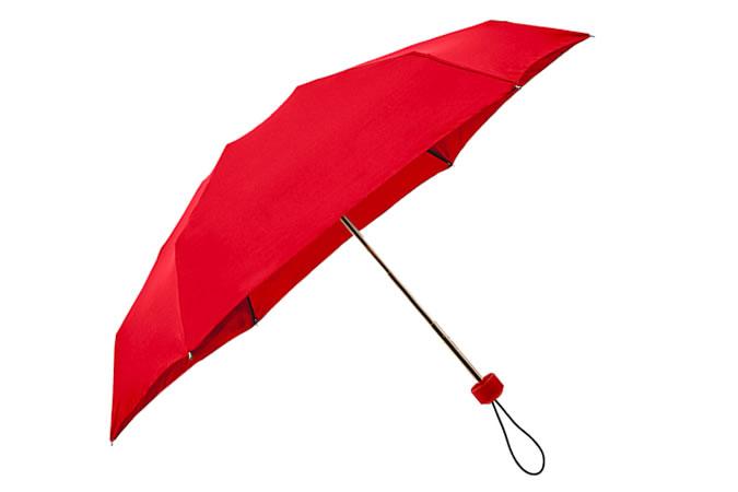 Original Mini Compact Umbrella:Military Red
