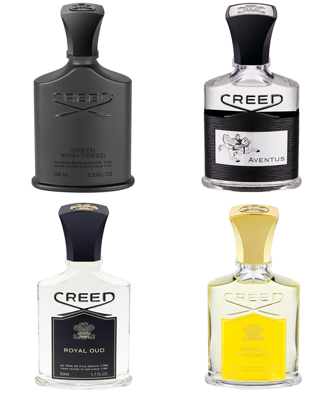 The best Creed fragrances for men