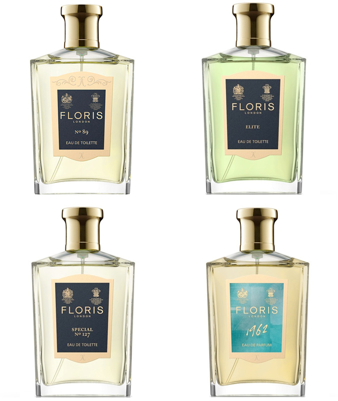 The best Floris fragrances for men