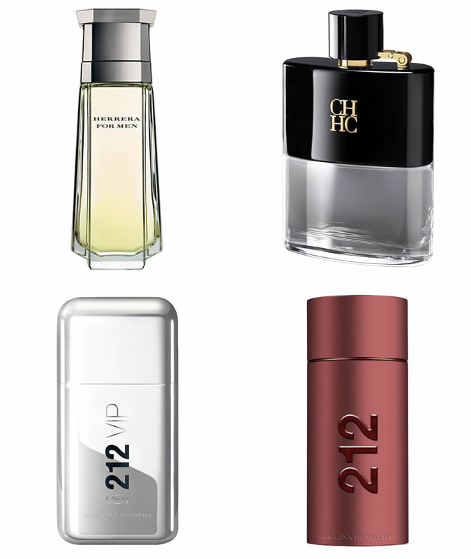 The best Carolina Herrera fragrances for men