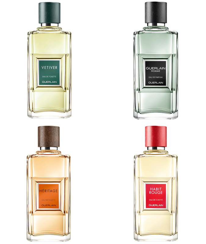 The best Guerlain fragrances for men
