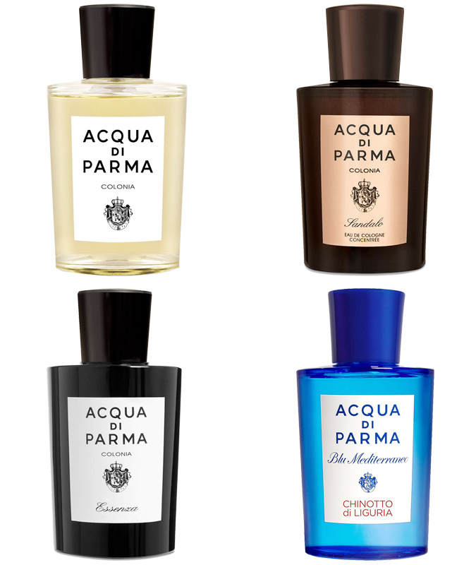 The best Acqua di Parma fragrances for men
