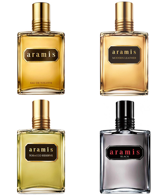 The best Aramis fragrances