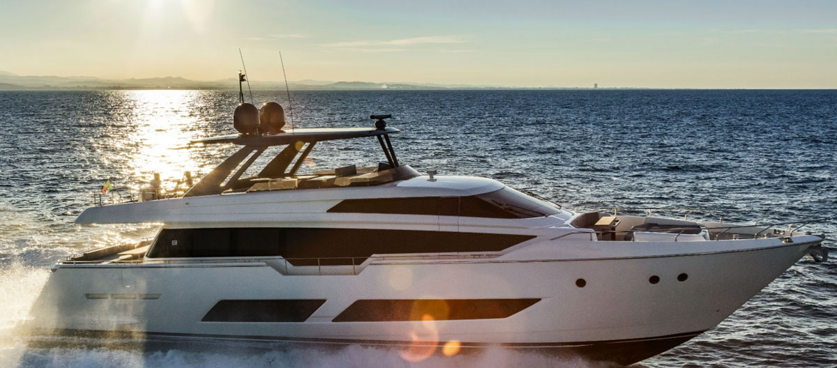 Ferretti 850 Thailand Yacht Show & Rendezvous 2019: The Best of the Show
